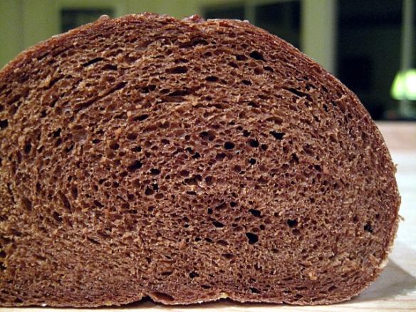 Maciez e aroma do pão australiano