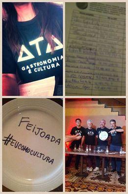 #eucomocultura #gastronomiaehcultura