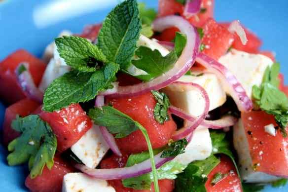 Refrescância, sabor e contrastes em um único prato!