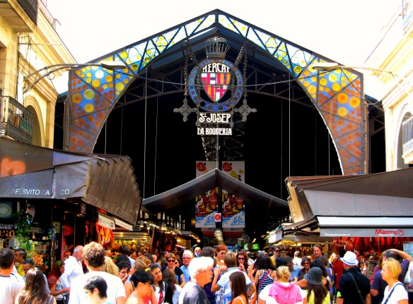 Mercat St Joseph - La Boqueria - Barcelona - Foto: Getty