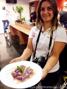 Simone Berti - nosso anjo da guarda! Foto: Instituto Chefs Especiais