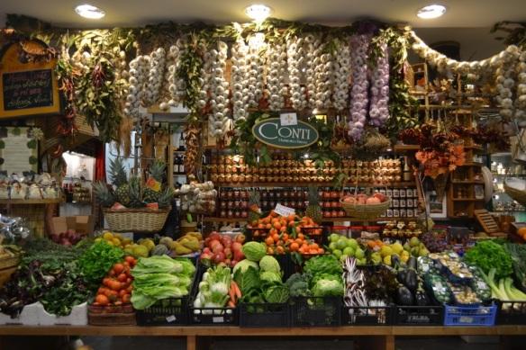 Mercato Centrale di San Lorenzo - Florença - Itália - Foto: Foursquare