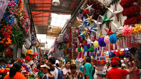 Mercado La Merced - Cidade do México - Foto: Getty