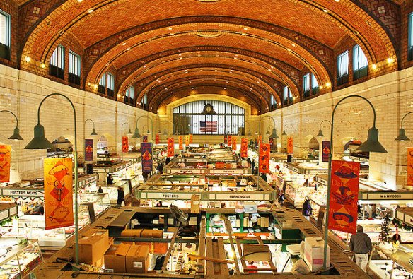 West Side Market - Cleveland Foto: Getty