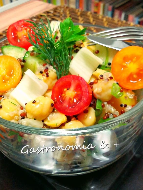 Não são tomates, cebola ou azeite o ingrediente principal. É o amor!