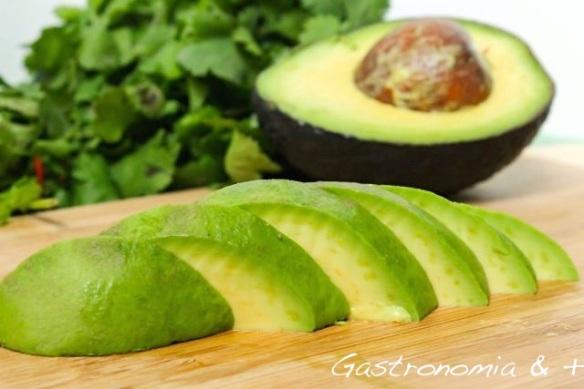 Avocado hass, não abacate!