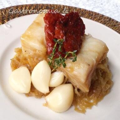 Deliciosamente úmido, tenro e com sabor muito suave. Assim deve ser o almoço da Sexta-Feira Santa!
