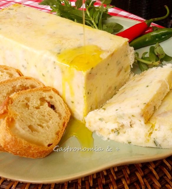 Cortada em fatias e servida com salada ou com torradas é uma excelente opção de entrada