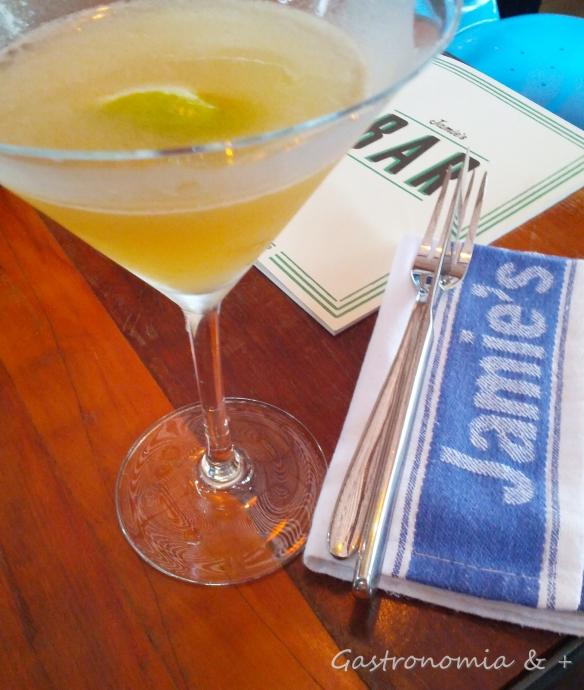 Genaro's SideCar. Cheers!