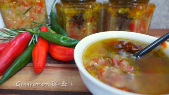Aproveite o sabor das pimentas!