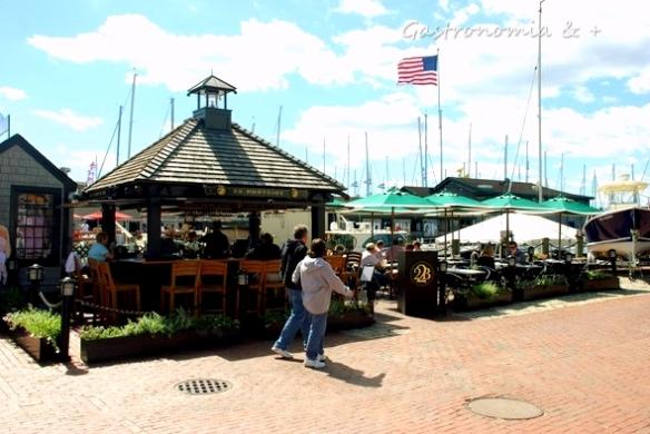 Pier Sawyer's, Newport