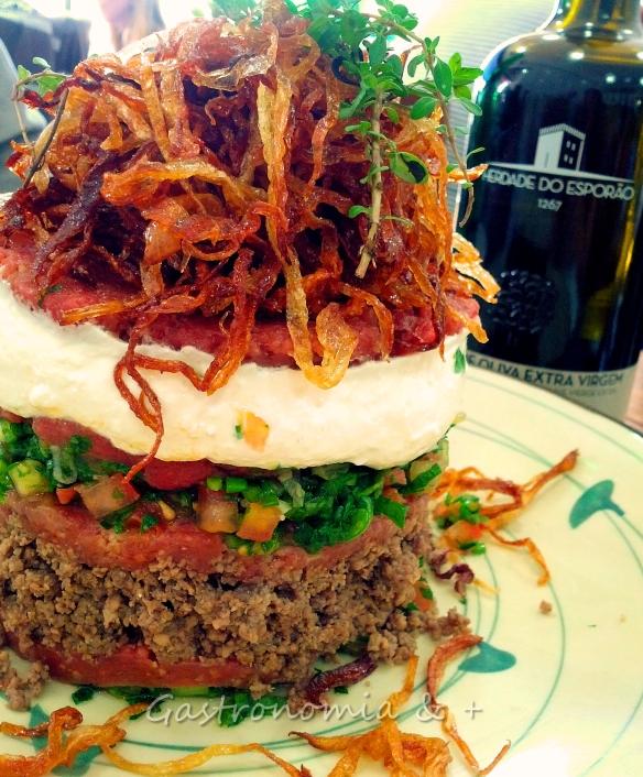 Kibe Montado: uma refeição