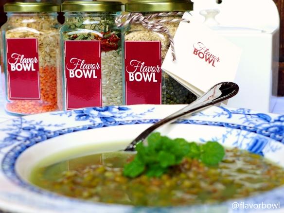 Sopa de Feijão Moyashi, Centeio e Amaranto. Basta adicionar água ou caldo e cozinhar