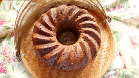 Não se deixe enganar. Este bolo além de lindo é perfumado e delicioso.