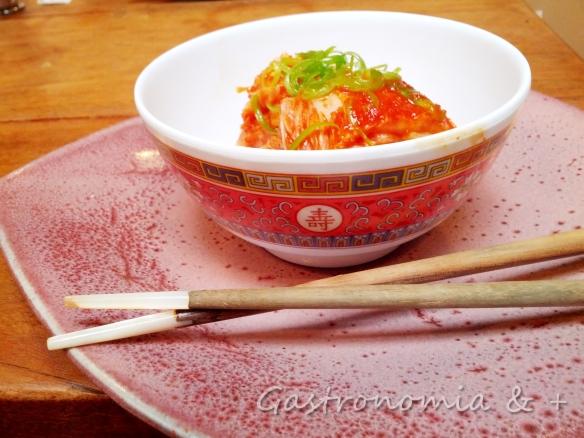 Kimchi. Ame-o ou deixe-o!