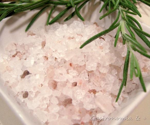 A troca do sal refinado pelo sal rosa já é um grande começo!