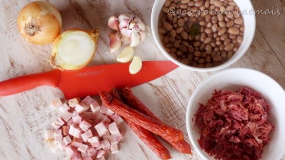 Não economize nos ingredientes. Os melhores te darão o melhor prato